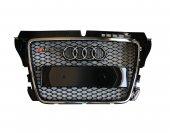 Audi A3 8p Rs3 Ön Panjur 2008 2012 Krom Siyah