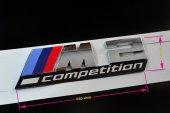Bmw M2 Competıtıon Yazı Krom