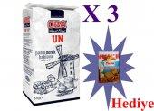 Oba Klasik Çok Amaçlı Buğday Unu 5 Kg X 3 Paket...