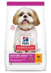 Hills Tavuklu Küçük Irk Yaşlı Köpek Maması 1,5...