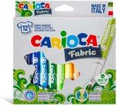 Carioca Bravo Süper Yikanabilir Keçeli Boya Kalemi 12'li