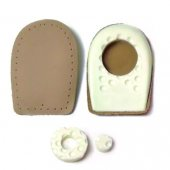 Medifoot Topuk Koruyucu Delikli Topuk Desteği Epin Yastığı