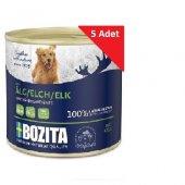 Bozita Tahılsız Geyik Etli Köpek Konserve 625...