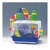 Qh Pet Cage Hamster Kafesi 34,5x28x25