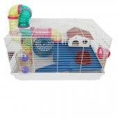 Qh Hamster Funny Kafes 2