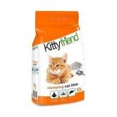 Sanicat Kitty Friend Lavanta Aromalı Topaklanan Kedi Kumu 10lt
