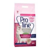 Proline Baby Powder Topaklanan Kedi Kumu 10l