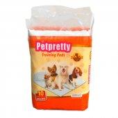 Pet Pretty Natural Köpek Çiş Pedi 60x90 Cm 10 Adet