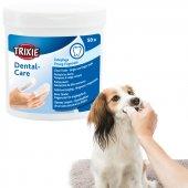 Trixie Kedi Köpek Diş Temizleme Mendili