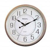Ultima Regal Klasik Duvar Saati 40 cm Kızıl Altın Renk Kaplama