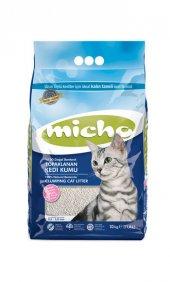 Micho Kalın Taneli Topaklanan Kedi Kumu