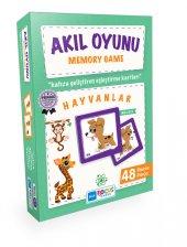 MEMORY GAME (AKIL OYUNU) HAYVANLAR
