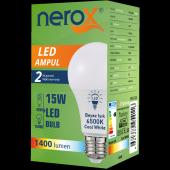 NEROX LED AMPUL A70 15W BEYAZ IŞIK E27 NRX-F605