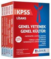 Lider Plus KPSS Gy-Gk sans 6lı Modüler Konu Anlatımı