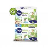 Sleepy Natural Külot Bez 4 Numara Maxi 180 Adet...