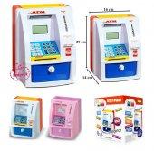 Oyuncak Pilli ATM Makinesi Eğitici Eğlenceli Oyuncak