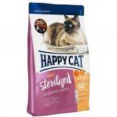 Happy Cat Sterilised Somonlu Yetişkin Kısır Kedi Maması 10 Kg