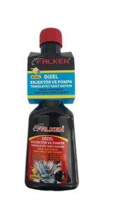 Falken Dizel Yakıt Katkısı Enjektör Karbüratör Temizleyici 250 ML