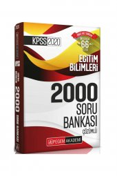 2020 Kpss Eğitim Bilimleri Çözümlü Efsane 2000...