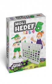 Hedef 5  Moli Zeka Oyunu Strateji Oyunu 2 Oyuncu 3+ Yaş Grab Go