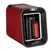 Kaave Uno Pro Türk Kahve Makinesi Rouge