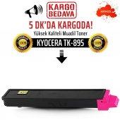 Kyocera Mita TK-895 Kırmızı Muadil Toner /NP/FSC8020/FSC8025/FSC