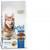 Reflex Balık Etli Yetişkin Köpek Maması 15 Kg