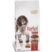 Reflex Yetişkin Köpekler İçin Biftekli Mama 15...