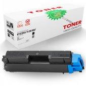 Kyocera TK-590 Mavi Muadil Toner /WB/ FSC5250/FSC2526/FSC2016/P6