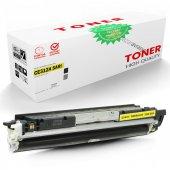 HP CE312A Sarı Muadil Toner /WB/126A/M175/CP1012/CP1020/CP1025/M