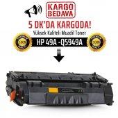 HP Q5949A Muadil Toner /NP/P2013/P2013n/P2015/P2015d