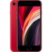 Apple iPhone SE 64 GB (PRODUCT) Kırmızı Cep Telefonu (Apple Türkiye Garantili)