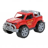 Lejyon Jeep Kırmızı