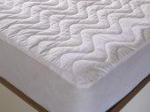 Ranforce Kapitone Sıvı Geçirmez Yatak Pedi (100x200)