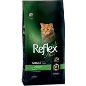 Yetişkin Kediler İçin Tavuk Etli Mama 15 Kg Reflex Plus