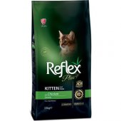 Reflex Plus Yavru Kedilere Özel Tavuk Etli Mama...