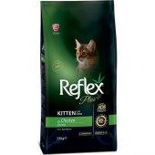 Reflex Plus Tavuklu Yavru Kedi Maması 15 Kg