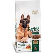 Reflex Lamb Kuzu Etli Sebzeli Köpek Maması 15...