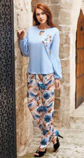 Güryıldız Bayan Pijama Takımı 4316