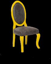Bengi Sandalye Avangard Zus502 Oval Sırtlık
