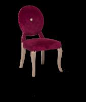 Bengi Sandalye Zus537 Avangard Yuvarlak Sırt