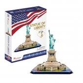 Cubicfun 3d Puzzle 39 Parça Özgürlük Anıtı
