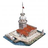 3d 66 Parça Puzzle Kız Kulesi