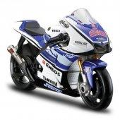 1 18 Yamaha Racing Team 2012 Motosiklet Maketi