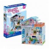 Seaside Villa Oyun Evi 3d Puzzle