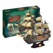 The Spanish Armada San Felipe 3d Puzzle