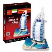 Burj Al Arab 3d Puzzle