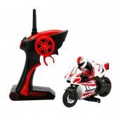 1 12 Uzaktan Kumandalı Ducati Usb Şarjlı Motosiklet