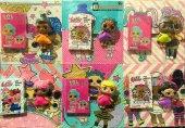 L.o.l Bebek Confetti Mini Lol Bebek Benzeri Ürün 2li