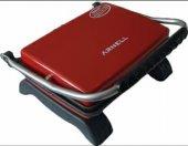 Arnell Döküm Tost Makinesi 8 Dilim Tost Kırmızı